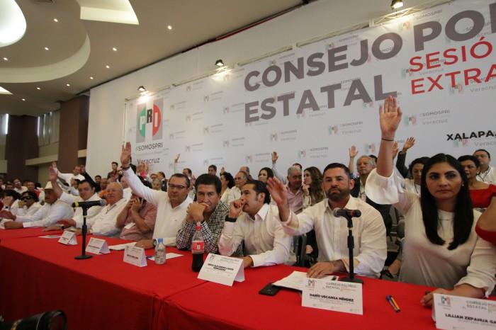 En riesgo la elección 2018 en Veracruz por inseguridad: PRI
