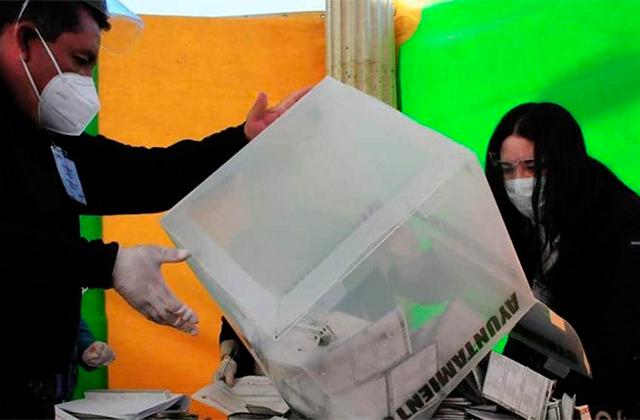 PRI domina elecciones en Hidalgo y Coahuila