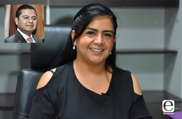 PRI respalda a primera mujer presidenta de Legisver