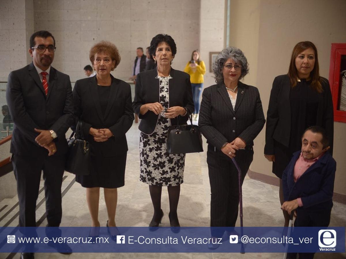 Ellos son los seis aspirantes a magistrados que propone Cuitláhuac García