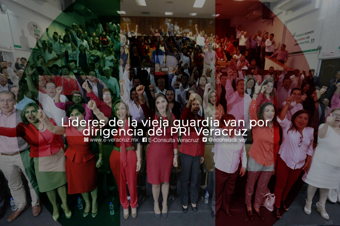 El PRI Veracruz busca cambiar de piel con duartistas y fidelistas