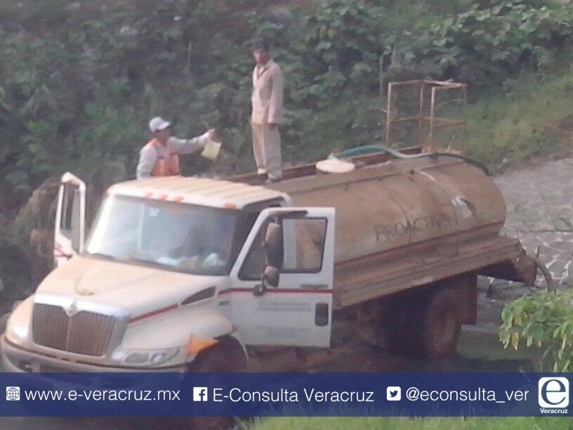 El Tronconal, basurero de Xalapa que dejó sin agua a 3 mil personas
