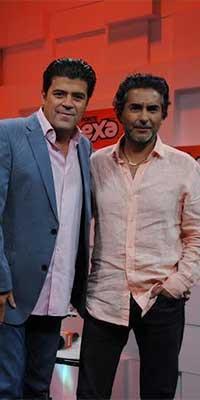 Tendrán programa en EXA Raúl Araiza y El Burro Van Rankin