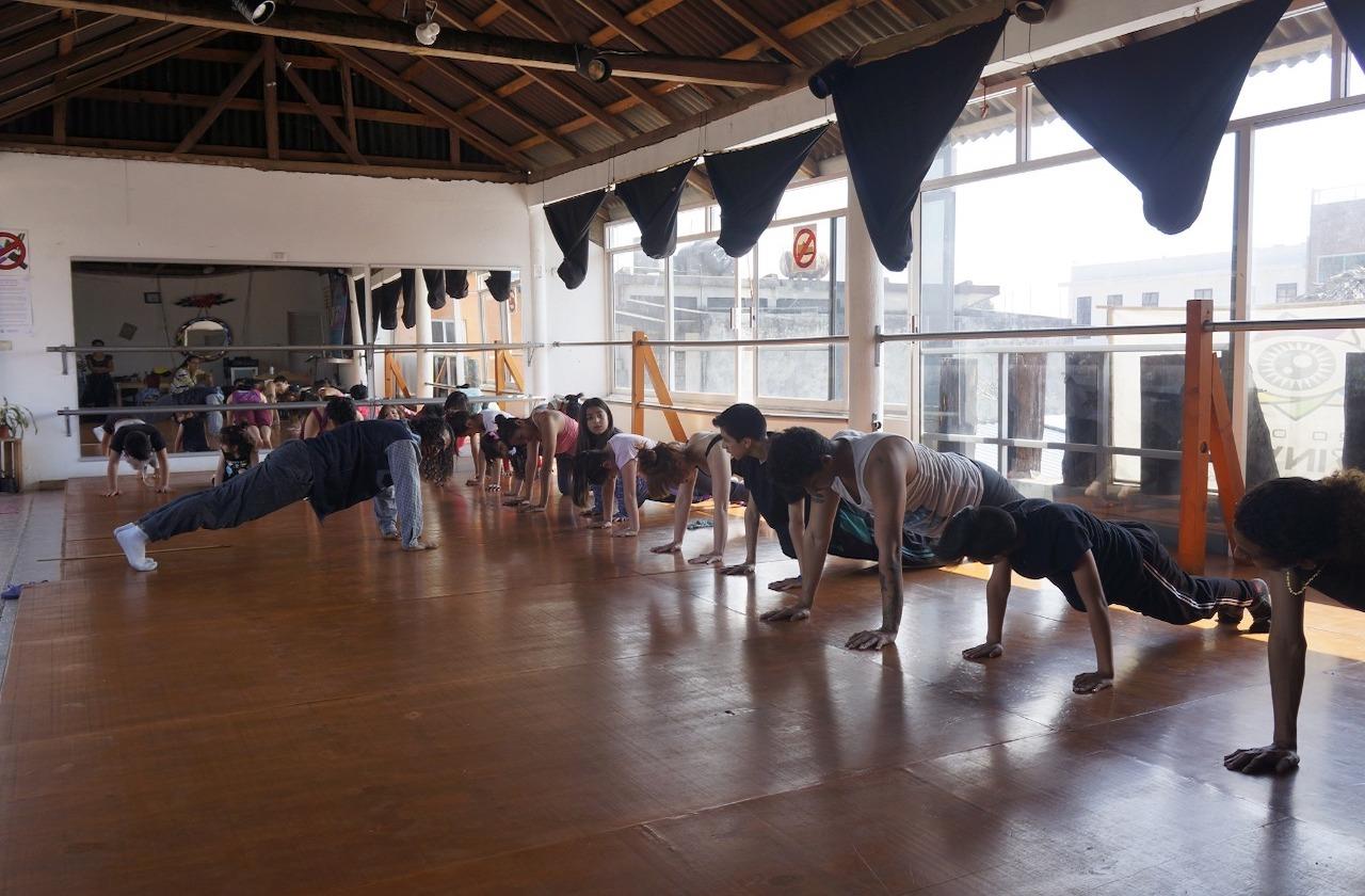 Promueven proyecto de danza para niños xalapeños