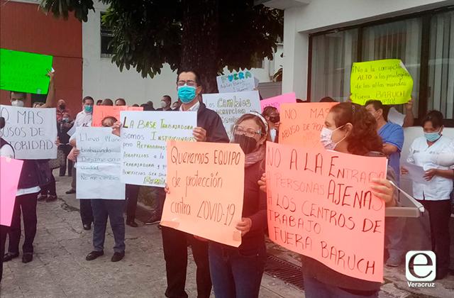 Denuncian corrupción en Jurisdicción Sanitaria de Orizaba