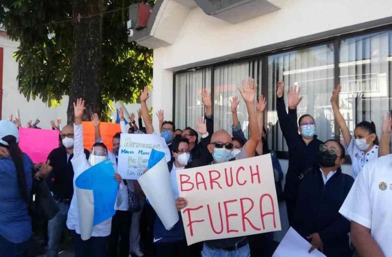 Protestan ante nepotismo en Jurisdicción de Orizaba