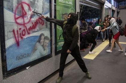 Obispo de Veracruz condena violencia en protestas feministas