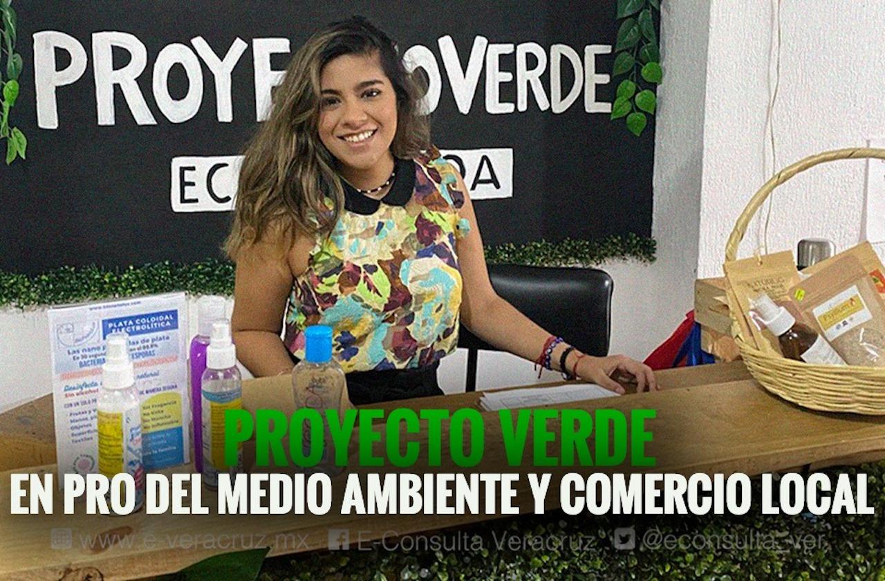 ProyectoVerde, tienda xalapeña en pro del medio ambiente y comercio local