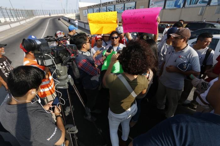 Se roban aguinaldo de trabajadores de la Corporación Portuaria de Veracruz