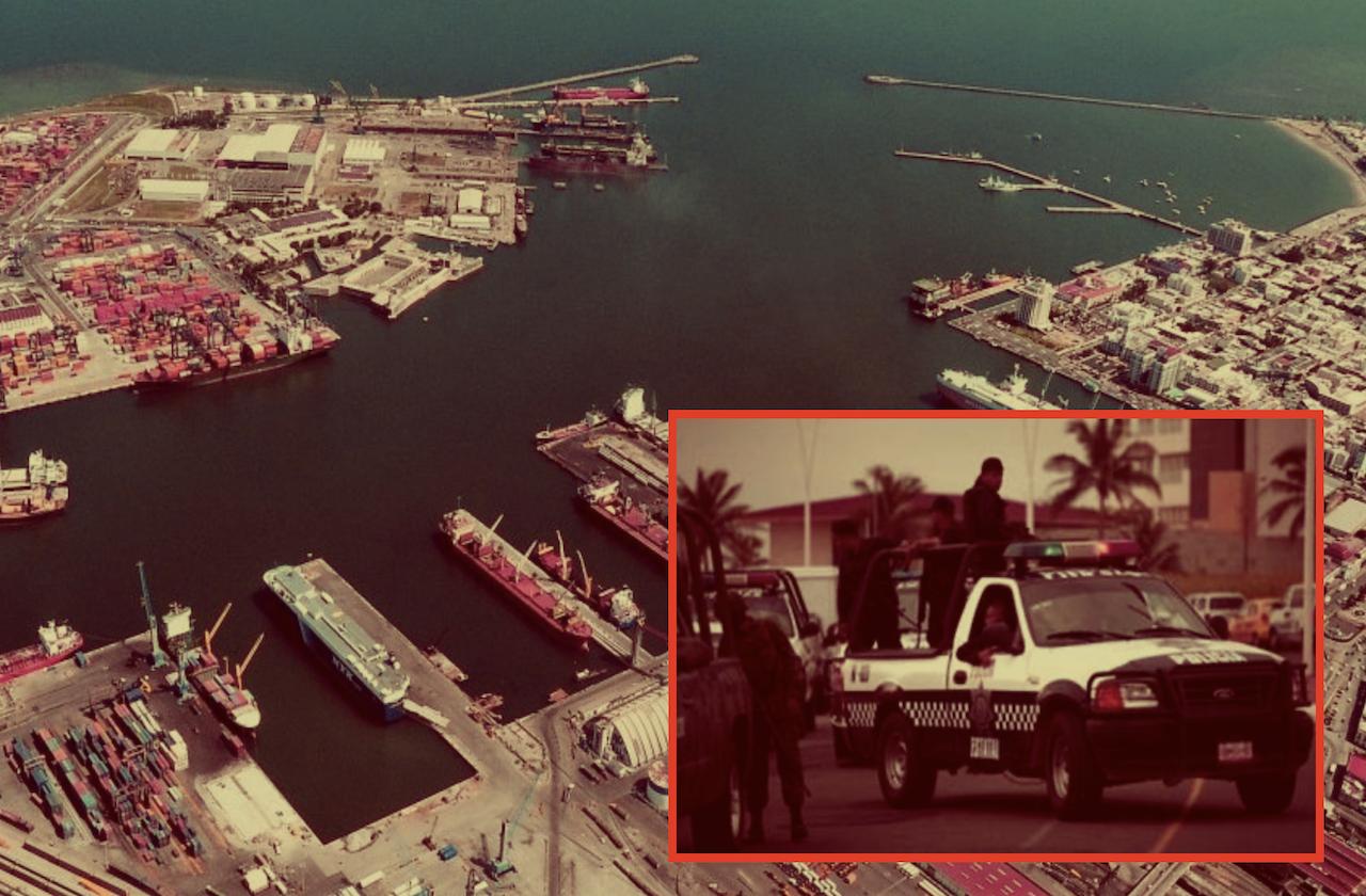 Puerto de Veracruz, tomado por el CJNG: Congreso de EU