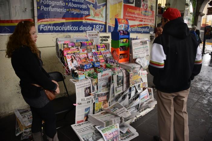 Cierran medios de comunicación en Xalapa