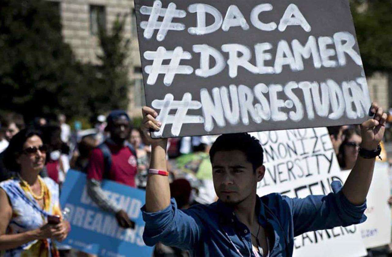 Migrantes rechazados por Trump, fuerza laboral que enfrenta covid