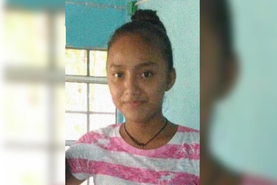 A Paty, de 15 años, le desfiguraron el rostro y asesinaron, en Las Choapas