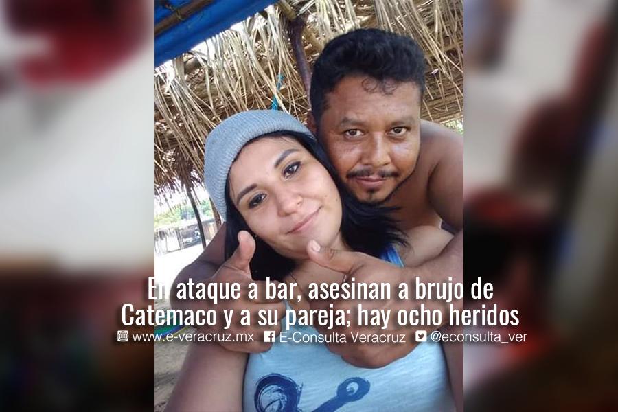 Ataque en bar deja 2 muertos y 8 heridos, en Catemaco