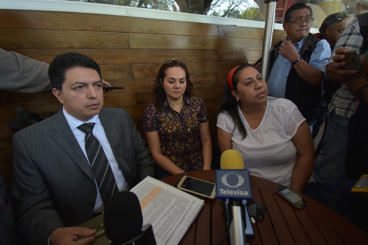 Abogado pone queja ante CEDH contra policías de Fernando Yunes