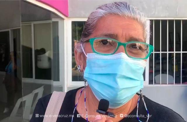 Quiero vivir más, por eso me vacuné: adulta mayor en Nanchital