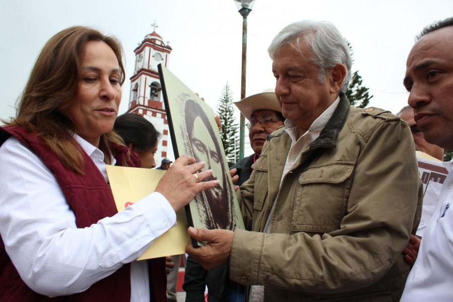 López Obrador compara a Yunes Linares con los Moreira