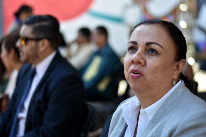 Funcionaria niega secuestro de migrantes en Coatzacoalcos