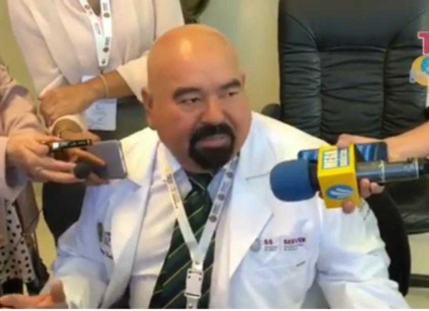 Atención a migrantes no afectará abastecimiento de medicinas en Veracruz: Ramos Alor