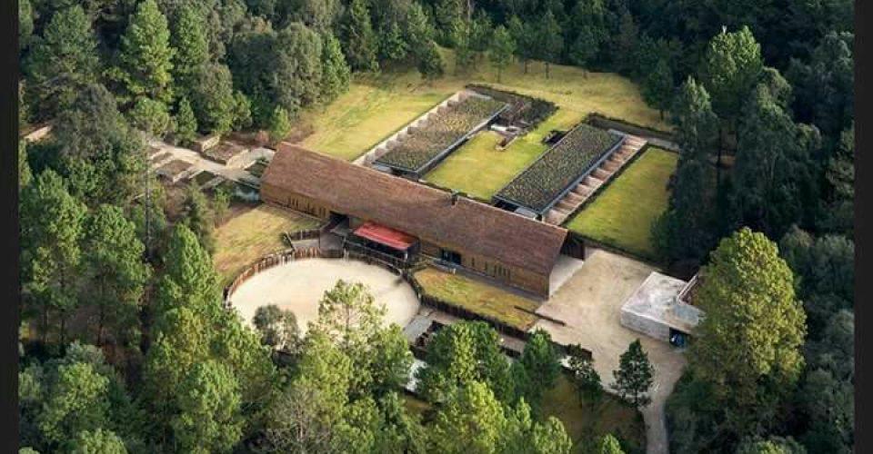 FGE tomará posesión del rancho en Valle de Bravo de Javier Duarte
