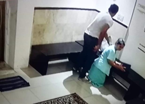 Ladrón se encomienda a Dios y asalta a mujer en iglesia de Tabasco