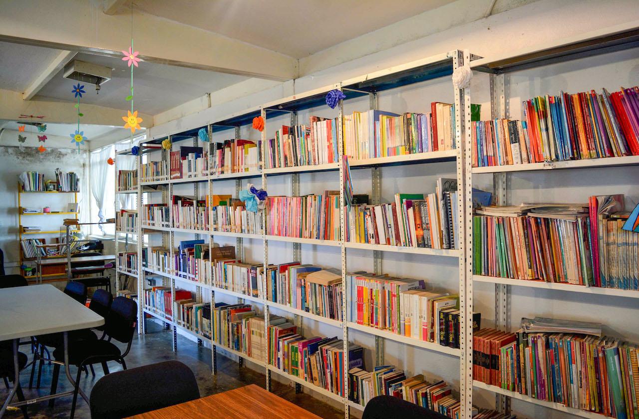 Reabrirán bibliotecas municipales de Xalapa, este lunes