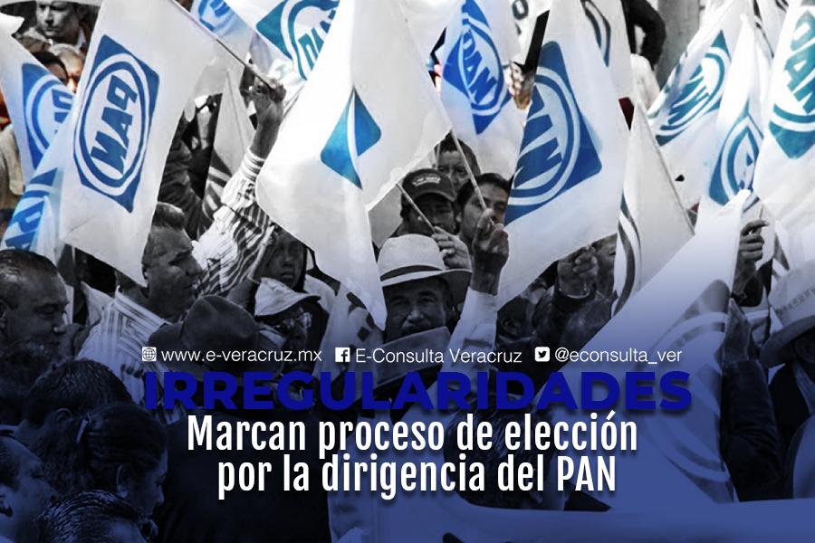 Con denuncias de corrupción se vive la antesala de la elección PAN Veracruz