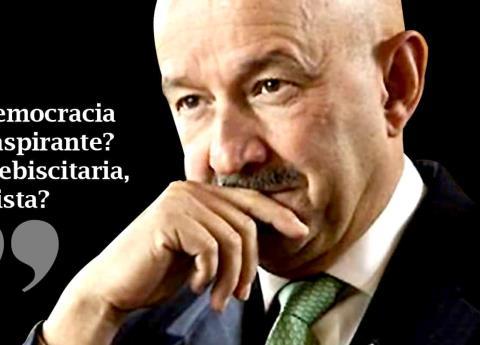 Carlos Salinas está de regreso, y esto fue lo que le dijo a la clase política
