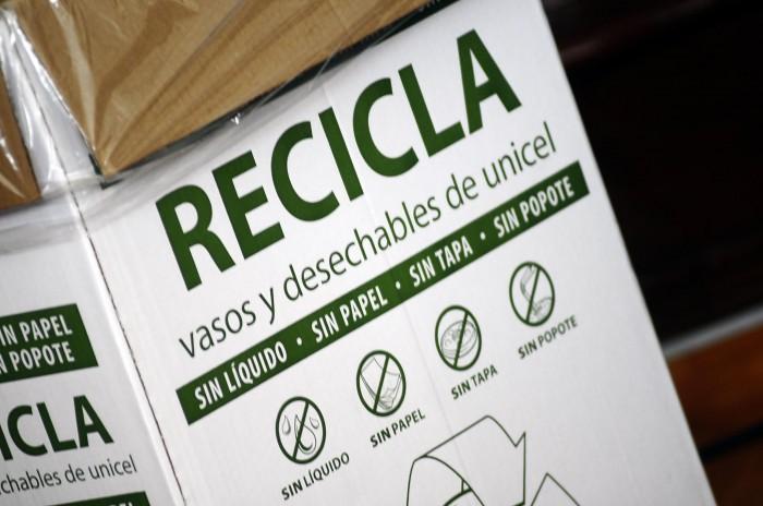 Incrementa 46% el reciclaje a nivel nacional
