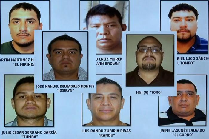 Gobierno de Veracruz ofrece recompensa por Grupo Sombra