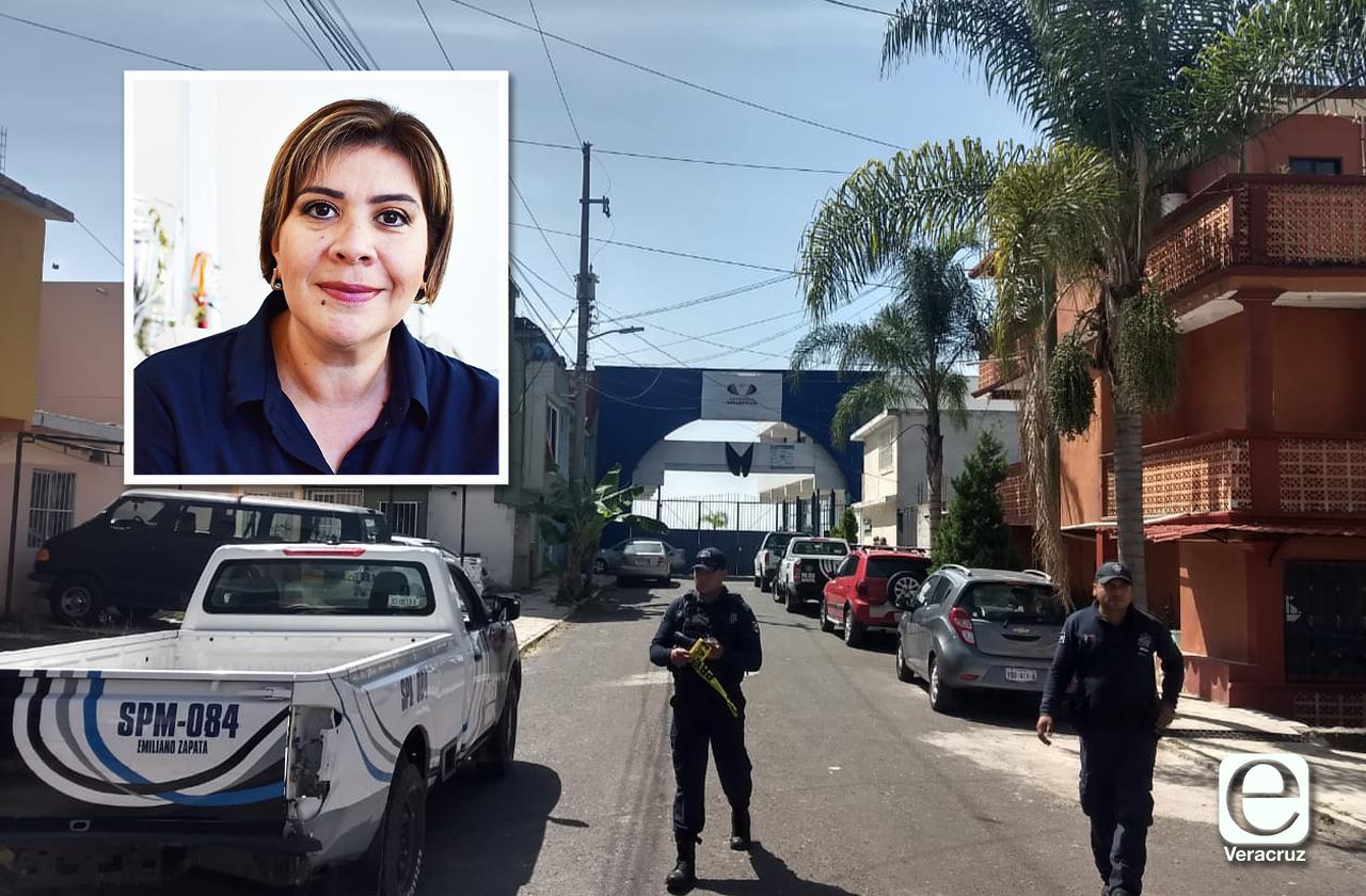 Asesinan a rectora de Universidad Valladolid, de Xalapa