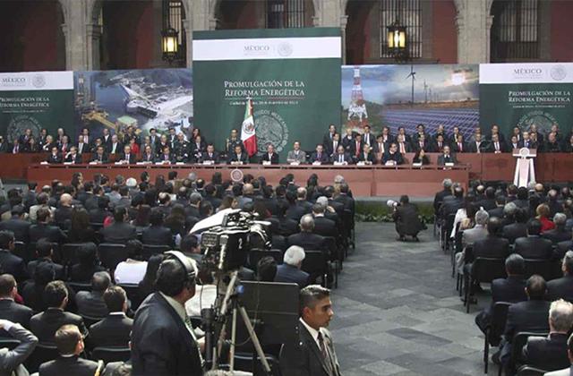 Ejecutivos de Odebrecht promovieron reforma energética