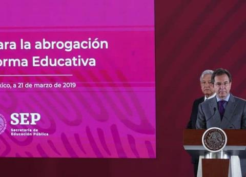 AMLO y su reforma educativa: 30 claves