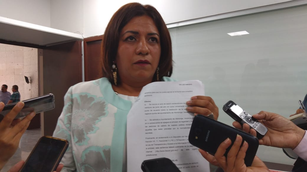 Regidora denuncia a Presidente Municipal de Altotonga por amenazas