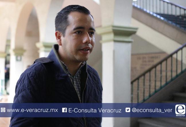 """""""En el PAN sí le dan oportunidad a los jóvenes"""": Pedro Alvarado"""