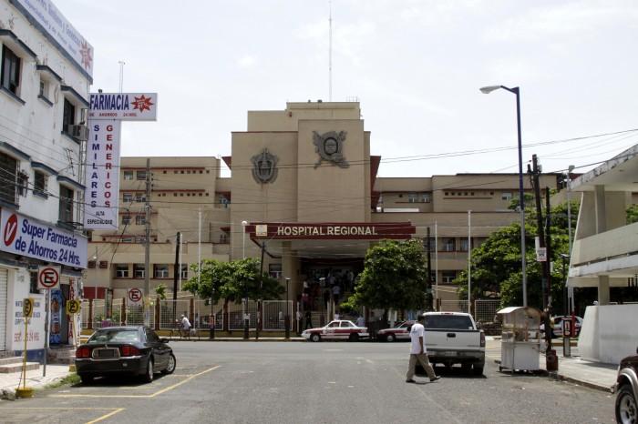 Instalan equipo de gabinete e imagenología en el Hospital de Alta Especialidad de Veracruz