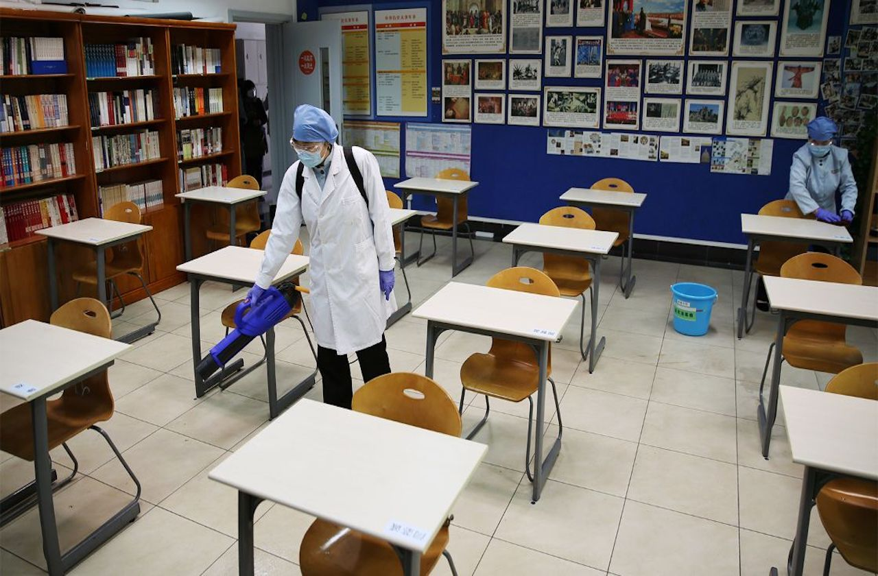 Regreso a clases, hasta que maestros estén vacunados: SEV