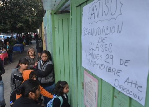 Regresan a clases 6 mil 157 escuelas este lunes en CDMX