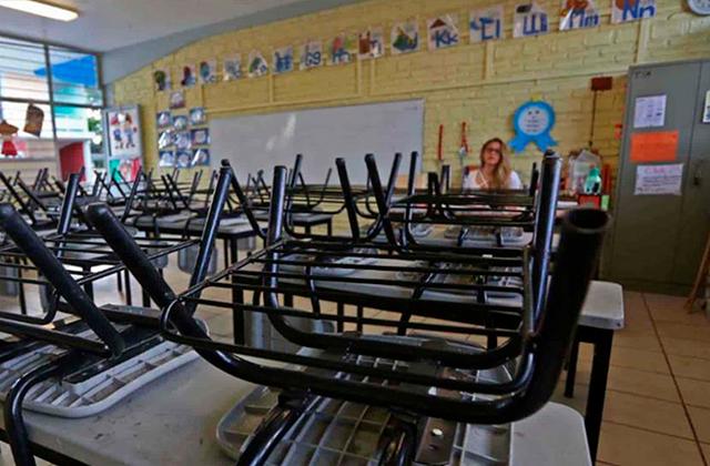 Si existen las condiciones, podrían regresar a las aulas en enero: SEV