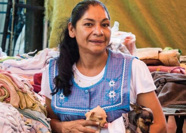 Muere Lourdes Ruiz,
