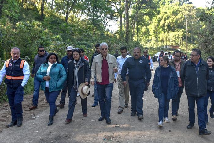Ayuntamiento de Xalapa toma control de relleno sanitario