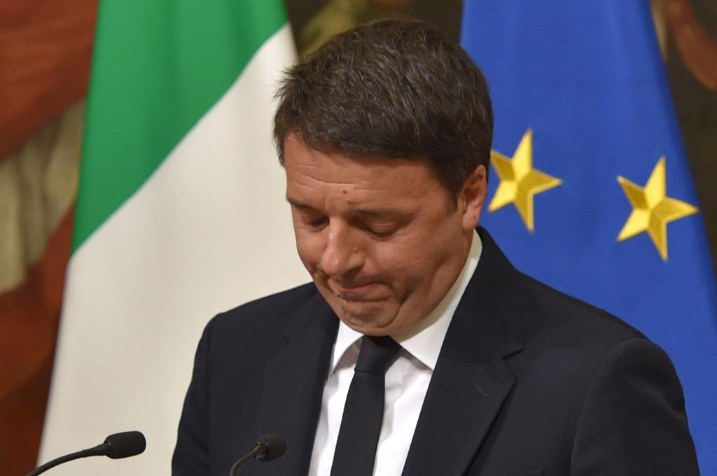 Primer Ministro anuncia su dimisión luego de perder referendo en Italia