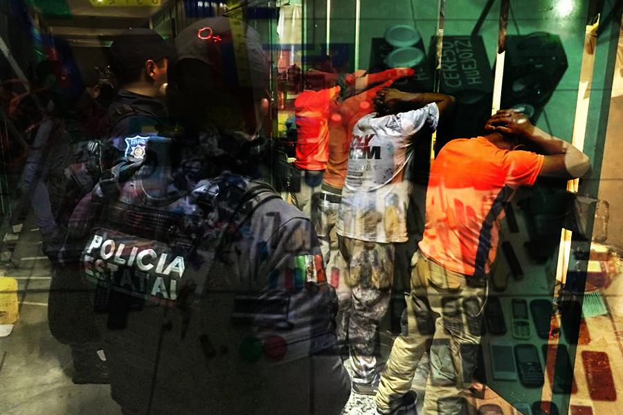 Decomisos masivos en penales de Veracruz, autoridades sin sanción