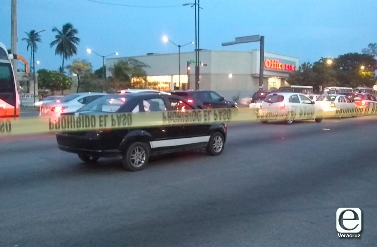 Reportan privación de la libertad en zona centro del puerto de Veracruz