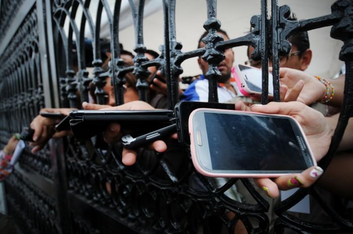 Reportero de Martínez acusa persecución política