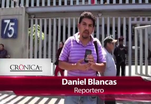 Artículo 19 emite alerta por caso del reportero de La Crónica