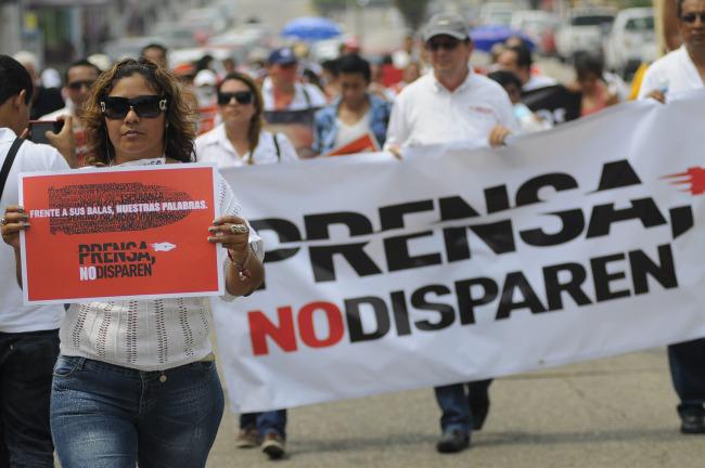 Desde 2003 van 23 periodistas desaparecidos en México, en promedio, dos por año: informe