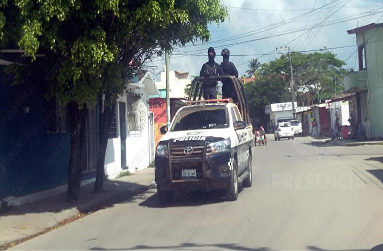 Rescata SSP a tres plagiados, en Coatza
