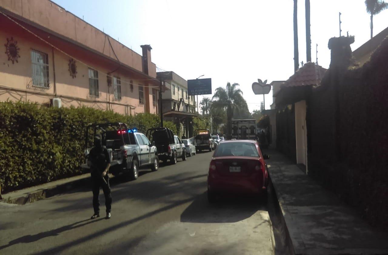 Rescatan a 4 víctimas de secuestro virtual, en Fortín