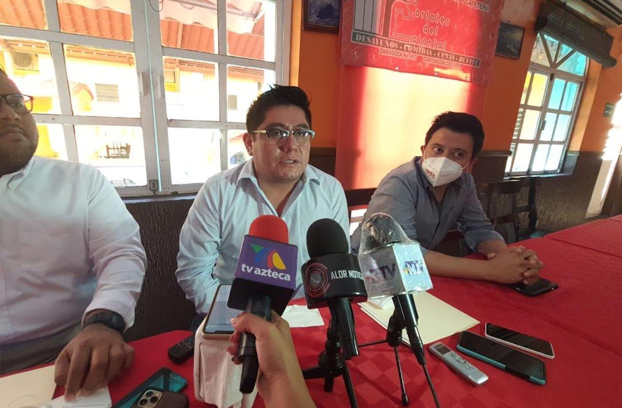 Responde Zepeta al PRD, tras asesinato de Florisel
